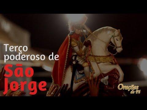 TERÇO PODEROSO DE SÃO JORGE