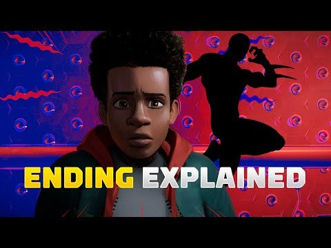Spider-Man: Into the Spider-Verse End Credits Scene Explained - UCKy1dAqELo0zrOtPkf0eTMw