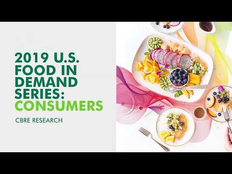 Food in Demand: Consumers
