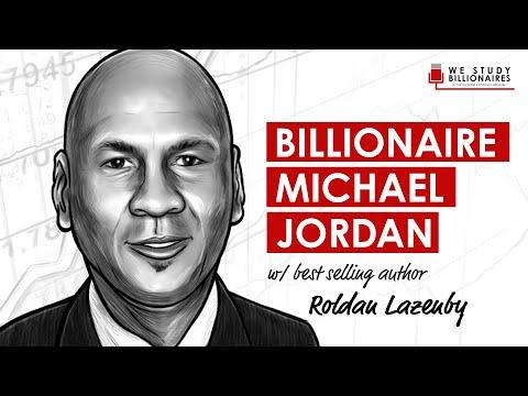 159 TIP: Billionaire Michael Jordan w/ Roland Lazenby