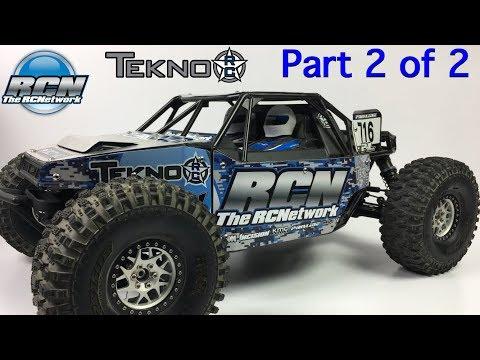 Tekno DB48 1/8th Desert Buggy - Build Series - Part 2 of 2 - Modifying - UCSc5QwDdWvPL-j0juK06pQw