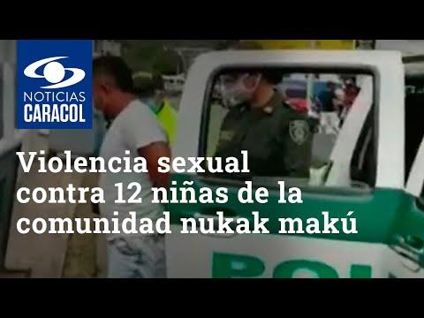 Fiscalía investiga violencia sexual contra 12 niñas de la comunidad nukak makú
