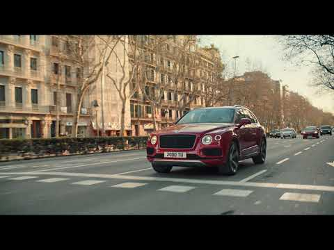 New Bentayga V8. For Urban Escapes | Bentayga