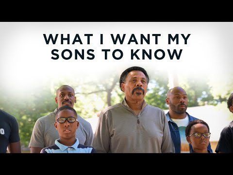 What I Want My Sons to Know