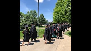 Morningside College 2019 Graduate Commencement Ceremony