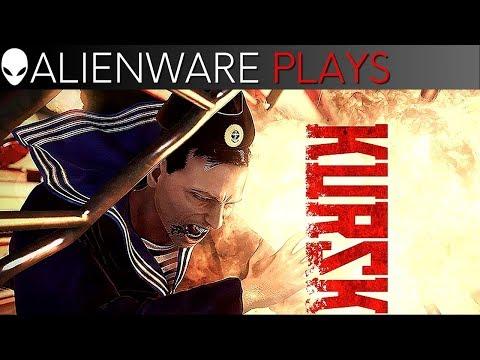 Alienware Plays Kursk - AlienFX Gameplay on Aurora Gaming PC (GTX 1080 Ti)