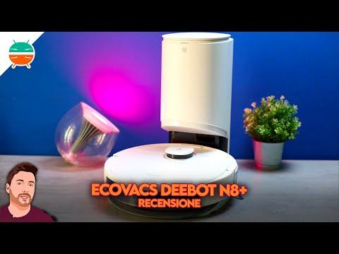 Recensione Ecovacs Deebot N8+: è il pi� …