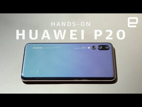 Huawei P20 and P20 Pro hands-on - UC-6OW5aJYBFM33zXQlBKPNA