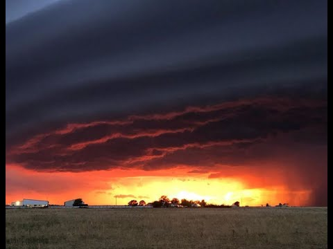 Breaking Apocalyptic Storm Hits New Mexico