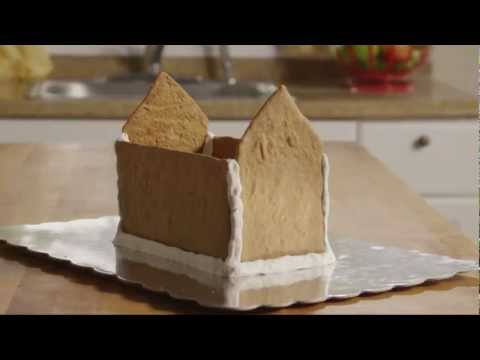 How to Make a Children's Gingerbread House | Allrecipes.com - UC4tAgeVdaNB5vD_mBoxg50w