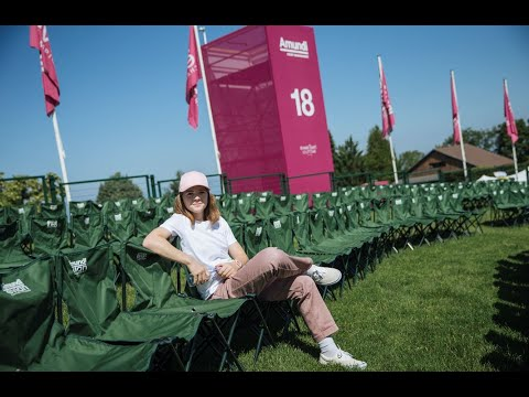 True Champions @evianchamp with Manon