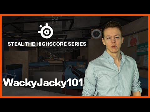 StealTheHighScoreSeries - Aim and Win! | Episode 3, WackyJacky