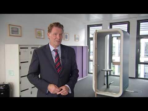 TVA: IHK Regensburg zeichnet Bayernwerk für Bürowelten der Zukunft aus