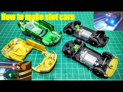 Part 1: How to make Slot Cars | AMG GT3 vs Murcielago - UC2FCAPXSeB4DlUVa4-VRqFQ
