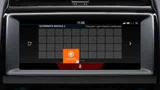 Jaguar F-PACE 17MY | InControl Touch Pro – Schermata Home Personalizzabile