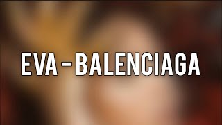 Balenciaga (Paroles)