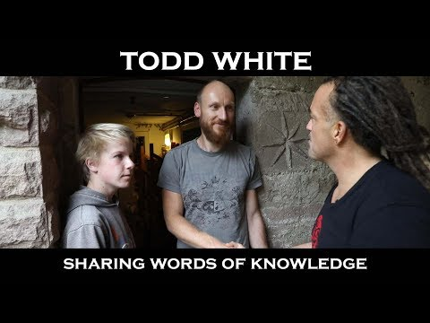Todd White - Sharing Words of Knowledge