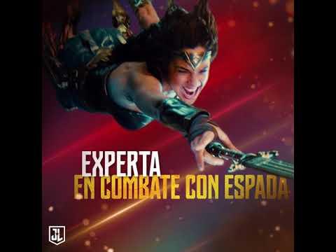 Liga de la Justicia - Wonder Woman - Castellano HD