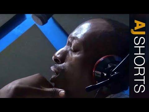 Kenya's slum DJ shows us around Kibera