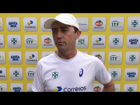 Roland Santos acompanha brasileiros na Gira Sul-Americana