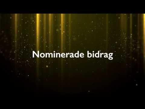 Presentation av de nominerade bidragen till Årets Fasad under Fasadforum 14 nov. 2019