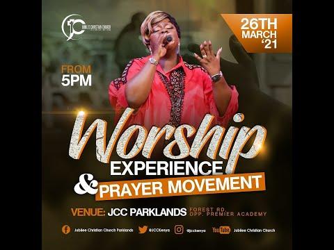 Worship Experience   JCC Parklands Live Service - 26th March 2021.