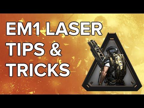 Advanced Warfare In Depth: EM1 Laser Tips & Tricks (It isn't useless!) - UCk8cNb10L5rmV9xB13ADCWA