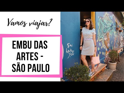 Conhecendo Embu das Artes  e o que fazer | Dicas de Viagem