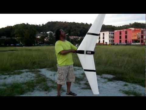 My flying wing glider - UCUYUHFPVaSzOs1feo7rvFYw