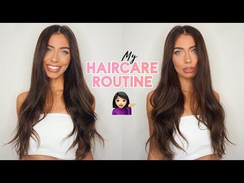 My Hair Care Routine | HOW I GREW MY HAIR LONG, HOW I STYLE MY HAIR + HAIR HACKS!