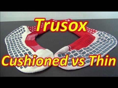 Trusox - Cushioned vs Thin - UCUU3lMXc6iDrQw4eZen8COQ