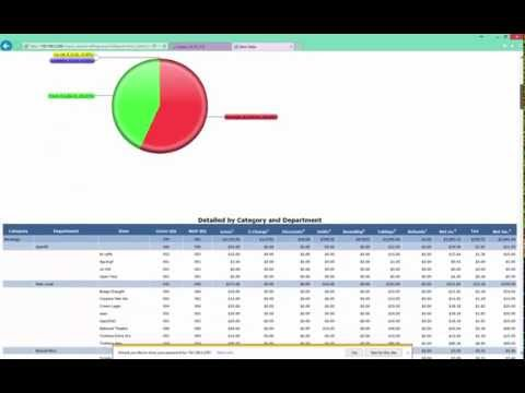 How to access ImPOS Web Reports