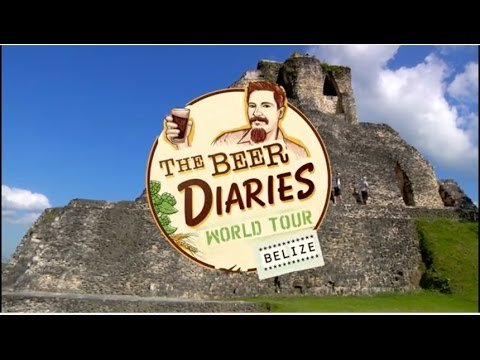 The Beer Diaries World Tour: Belize - The Maya