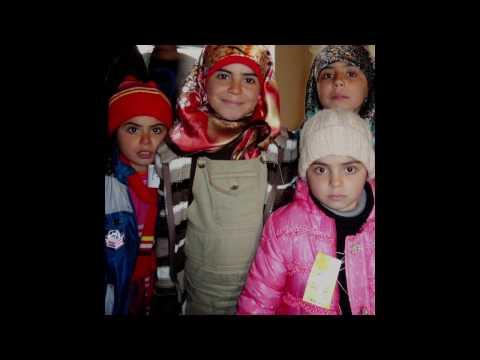 Syrie Noodhulp winterpakketten