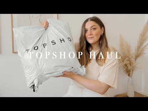 TOPSHOP HAUL & TRY ON | I Covet Thee