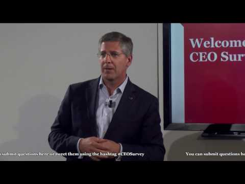 PwC at Davos 2017: Launch of the 20th Annual Global CEO Survey