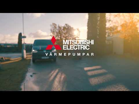 Mitsubishi Electric - TV Reklam Installation