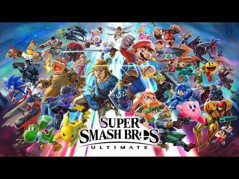 Super Smash Bros. Ultimate - Ils sont tous présents ! (Nintendo Switch) - UCwVVpHQ2Cs9iGJfpdFngePQ