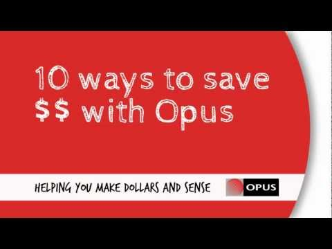 Opus Farming and Rural Services Motion Graphics