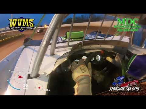 #1 Tyler Erb - Heat & Feature - West Virginia Motor Speedway 4-24-21 - Super Late Model - dirt track racing video image