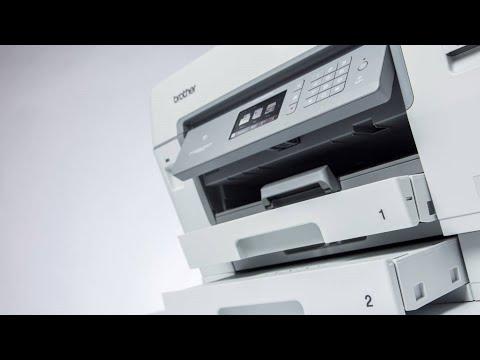 Tour de producto Brother MFC-J6945DW. Impresora Multifunción Tinta Profesional A4/A3