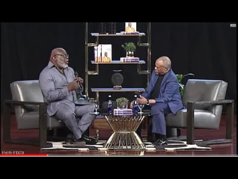 Crushing: God Turns Pressure Into Power with Bishop T.D. Jakes & Pastor John K. Jenkins Sr.