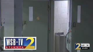 No A/C, no security cameras: Power outage creates major problems at Fulton jail