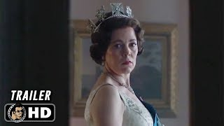 THE CROWN Season 3 Official Date Announcement (HD) Olivia Colman