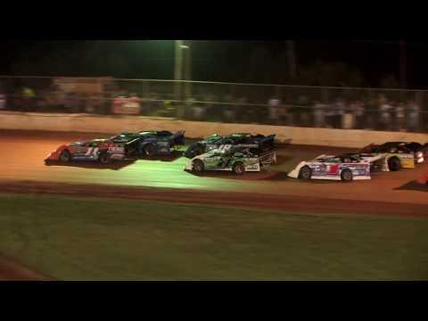 Sportsman @ 411 Motor Speedway Aug. 30, 2014 - dirt track racing video image