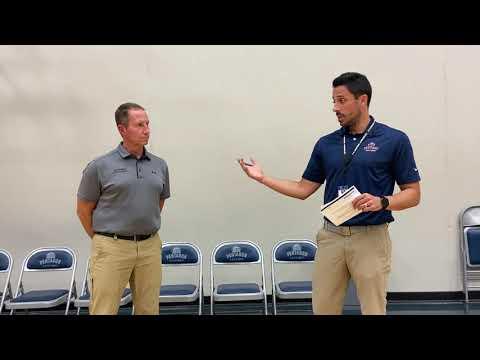 Sanford POWER Team Shares Plan for Phase 4: Full Return to Athletics