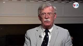 Bolton insta a Rusia y a China a reconsiderar su apoyo a Maduro