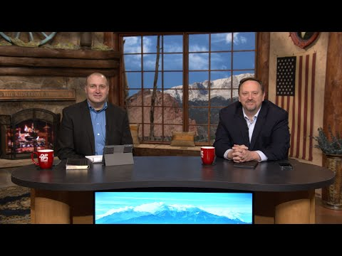 Charis Daily Live Bible Study: Mighty Men and Women of Valor - Rick McFarland - January 27, 2021