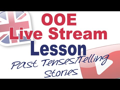 Live Stream Lesson Mar 11th (with Oli)