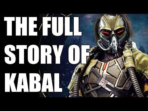 The Full Story of Kabal - Before You Play Mortal Kombat 11 - UCXa_bzvv7Oo1glaW9FldDhQ